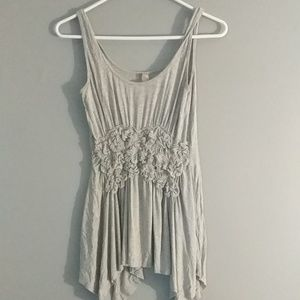 Dressy Anthropologie top